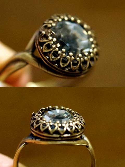 指輪 39SSストーン セット例