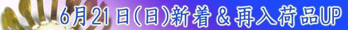 うさきや ショップ更新 6月
