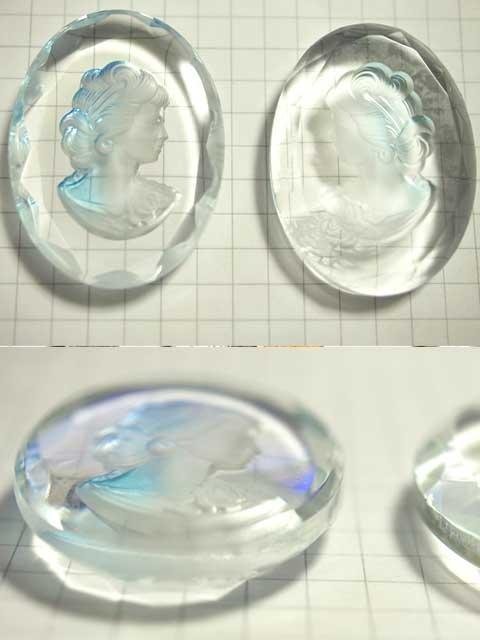 CS537JJ 40×30 グラスインタリオ 水色