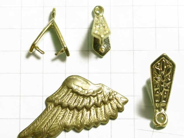 MF927FM バチカン アイスピック型 小 彫刻 金