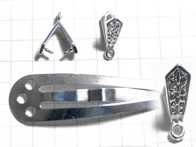 MS397FM バチカン アイスピック型 小 彫刻 銀
