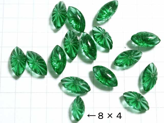 RN159JJ 10×5 ナベット カットエメラルド