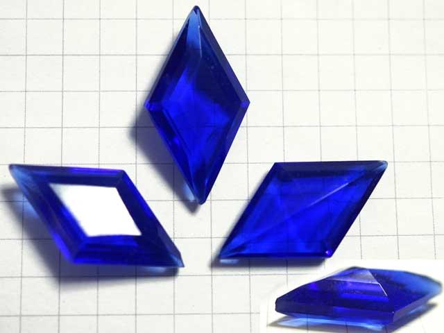 STO07JJ 25×14 ダイヤ形 サファイアブルー
